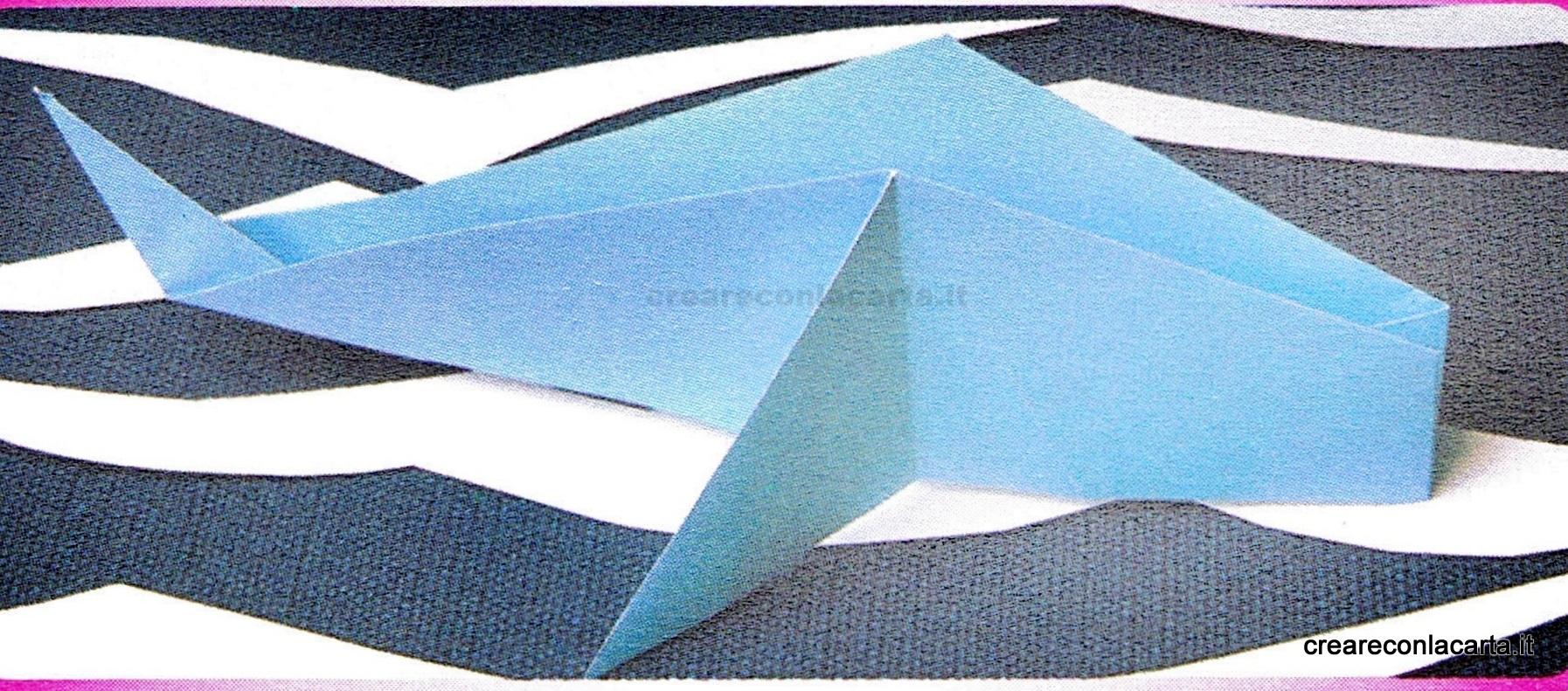 balena origami