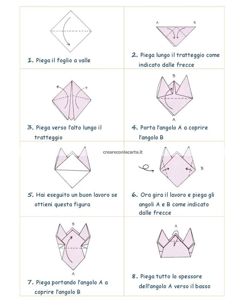 maialino origami