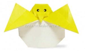 pulcino origami