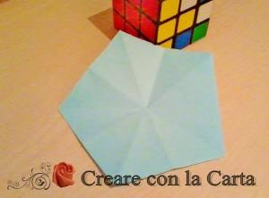 Pentagono Origami