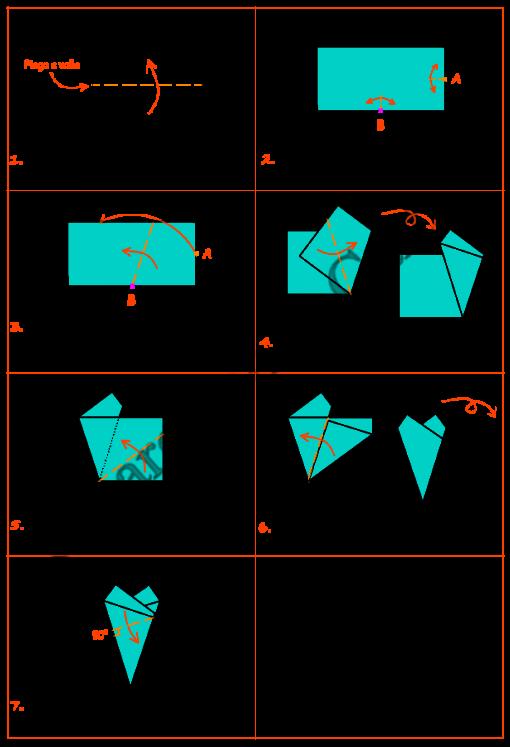 Poligoni Origami - Pentagono