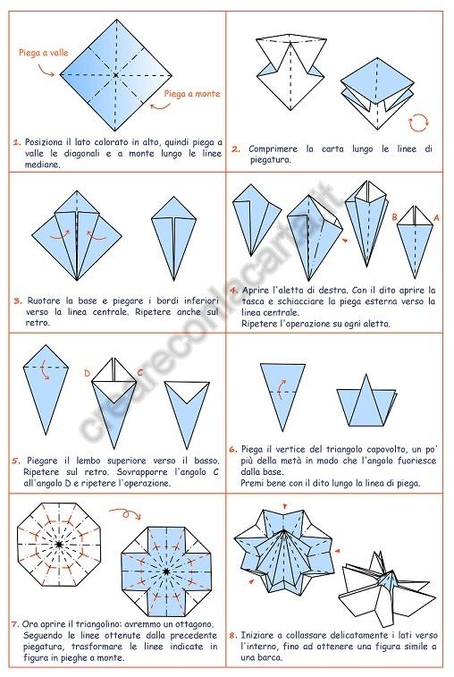 girasole origami