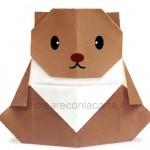 orsetto origami