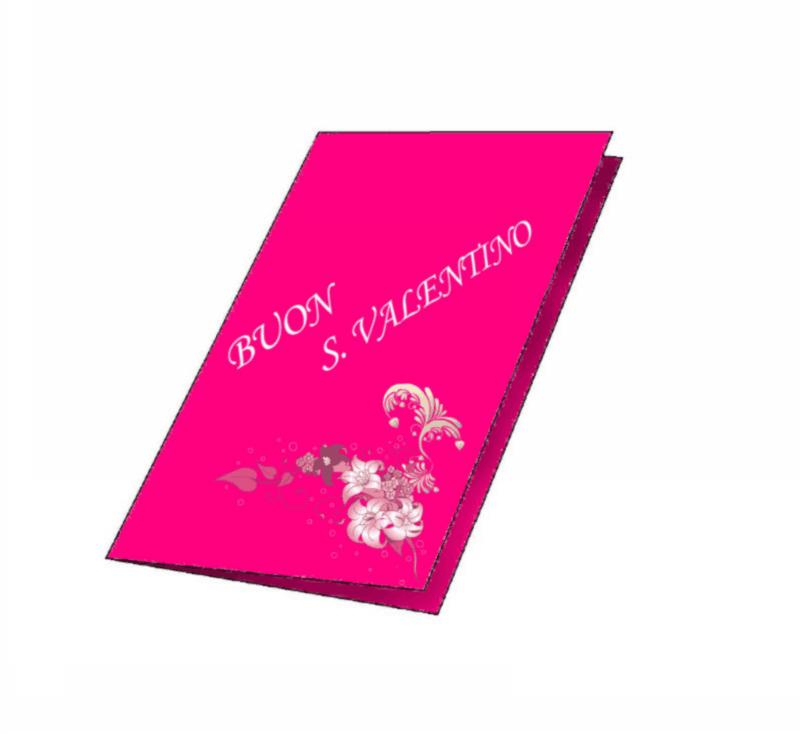 biglietto per san valentino copertina