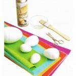 materiali uova di carta velina