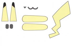 Pikachuorigami3dSagome