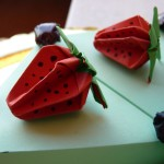 fragola origami