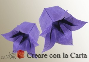 Campanula Origami