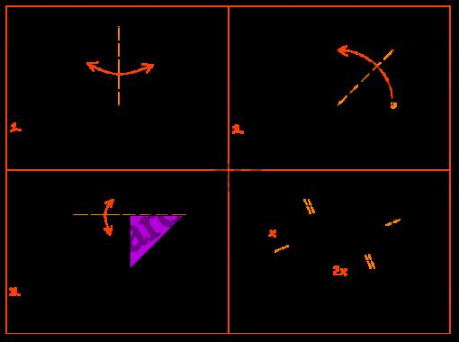 Poligomi Origami - Rettangolo